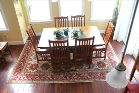 Contemporary Dining Room Rugs Image Of Ideas Rug Under Table Area
