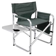 Faulkner Aluminum Director Chair With Folding Tray And Cup Holder, Green Pnic Time Red Alinum Folding Camping Chair At Lowescom Extra Large Directors Tan Best Choice Products Zero Gravity Recliner Lounge W Canopy Shade And Cup Holder Tray Gray Timber Ridge 2pack Slimfold Beach Tuscanypro Hot Rod Editiontall Heavy Duty Director Side Tray29 Seat Height West Elm Metal Butler Stand Polished Nickel Replacement Drink For Chairs By Your Table Sports Hercules Series 1000 Lb Capacity White Resin With Vinyl Padded