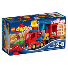 LEGO DUPLO® Marvel Spider-Man Spider Truck Adventure #10608 Peppa Pig Train Station Cstruction Set Peppa Pig House Fire Duplo Brickset Lego Set Guide And Database Truck 10592 Itructions For Kids Bricks Duplo Walmartcom 4977 Amazoncouk Toys Games Myer Online Lego Duplo Fire Station Truck Police Doctor Lot Red Engine Car With 2 Siren Diddy Noo My First 6138 Tagged Konstruktorius Ugniagesi Automobilis Senukailt