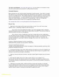 37 Inspirational Sample Resume For College Graduate With No Experience