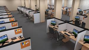 carpet tile are practical and wearing for offices