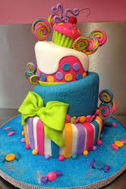 Cakes Decorated With Sweets by Best 25 Candy Birthday Cakes Ideas On Pinterest Diy Birthday
