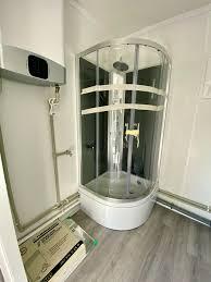 container wohncontainer baucontainer mit bad küche neu top saba