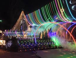 where to see light shows in greater greenville