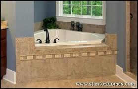 Tiling A Bathtub Surround by Tile Tub Surround Ideas Raleigh Custom Home Trends