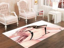 100 Sexy Living Rooms ECCHI ANIME SEXY Room Carpet Rugs