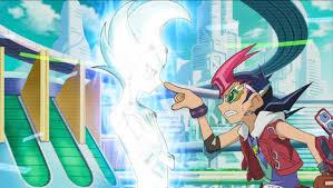 Yuma Tsukumo Deck Manga by File Astral U0026 Yuma Fighting Png Yu Gi Oh Fandom Powered By