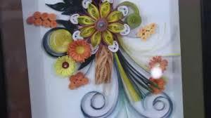 Make Paper Flower Art And Craft Stepstep