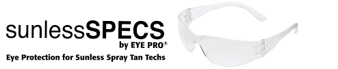Tanning Bed Eye Protection by Catalog Artwork Eye Pro Inc