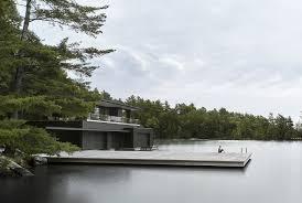 100 Boathouse Architecture Muskoka By Canadian Studio AKB Architects PLAIN Magazine