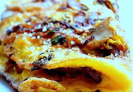 cuisiner cepes frais omelette aux cèpes frais l