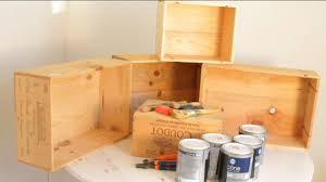 caisse a vin en bois etagere caisse de vin photos de conception de maison agaroth