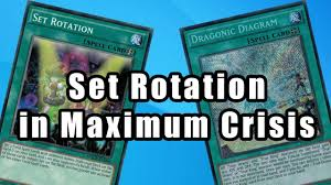 Orichalcos Deck Legacy Of The Duelist by Set Rotation In Maximum Crisis Lock Your Opponent Out Of Field