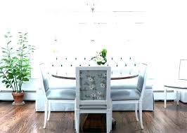 Upholstered Benches With Backs Antique Dining Room Bench Back Table