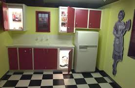 Kitchens From The 1950s