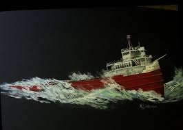 gallery one levesque coast guard and maritime artist