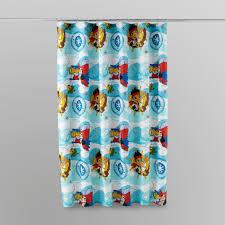 Disney Jake & the Never Land Pirates Shower Curtain