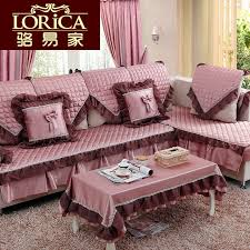 Sofa Cover Luo 2016 Continental Models Wood Cushion Leather Customized Towel Shroud