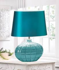 Ceramic Table Lamps For Bedroom by Blue Hand Glazed Ceramic Table Lamp Bedroom Children Livingroom