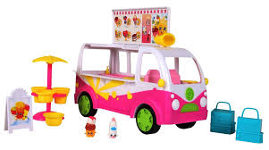 100 Toy Ice Cream Truck Shopkins Season 3 Is So Sweet BEST ONLINE TOY SHOP
