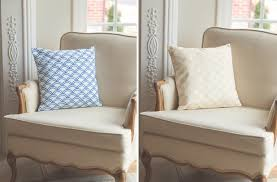 Printed Scallop 18 x 18 Pillow Covers 4 Colors