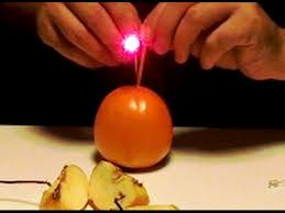 how to power led light with any fruit cool science experiment you