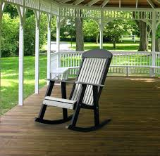 Rocker Porch – Woodspeak