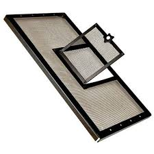 Amazoncom Zilla Reptile Fresh Air Screen Cover With Hinged Door