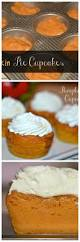 Pampered Chef Easy Accent Decorator Cupcakes by Pumpkin Pie Cupcakes With Cream Cheese Whipped Cream Hugs And