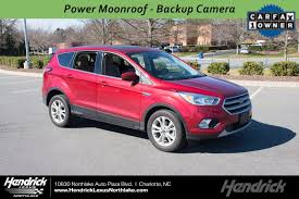 100 Craigslist Charlotte Nc Cars And Trucks By Owner Ford Escape For Sale In NC 28202 Autotrader