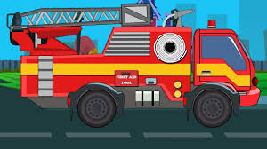 Fire Truck | Formation Cartoon And Uses For CHildren - YouTube Fire Man With A Truck In The City Firefighter Profession Police Fire Truck Character Cartoon Royalty Free Vector Cartoon Coloring Page Vehicle Pages 6 Cute Toy Cliparts Vectors Pictures Download Clip Art Appmink Build A Trucks Cartoons For Kids Youtube Grunge Background Stock Illustration Pixel Design Stylized And Magician Mascot King Of 2019 Thanksgiving 15 Color For