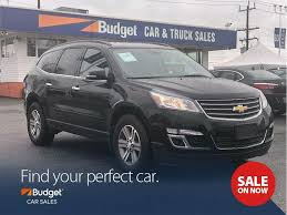 Used 2017 Chevrolet Traverse LT Edition, All Wheel Drive, Bluetooth ...