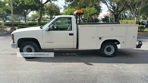 100 Chevy Service Truck 2000 2500 Utility