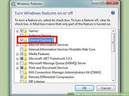 Image Titled Disable Internet Explorer In Windows 7 Step 8