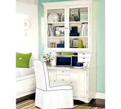 desk secretary desk with hutch home office contemporary with