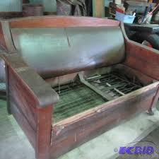antique duo fold sofa taylors falls moving auction part 2 k bid