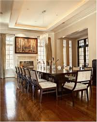 Fantastic Dining Room Astonishing Decoration With Rectangular Graceful Examples Big Bang Theory