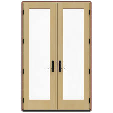 French Patio Doors Outswing Home Depot by Wood Painted French Patio Door Patio Doors Exterior Doors