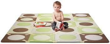 skip hop playspot large play mat designed for twins