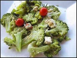 cuisiner les brocolis mon tiroir à recettes de cuisine salade de brocolis