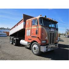 100 Peterbilt Trucks For Sale On Ebay Old Cabover