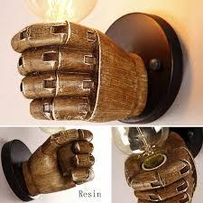 lighting loft wandleuchte e27 in schwarz gold wandle leuchte wand vintage wohnzimmer home furniture diy itkart org