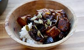 tofu prunes the buddhist chef