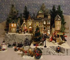 Dept 56 Halloween Village 2015 by Christmas Snow Village Display Platform Base For Dept 56 Lemax 2