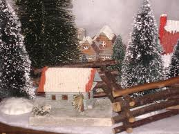 Christmas Tree Shop Allentown Pa by Christmas Village Putzes And Train Layouts Submitted For 2010