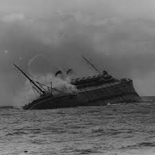 Sinking Of The Britannic Youtube by Ship1915sink Youtube