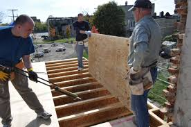 Add Construction Adhesive Before Laying A Plywood Subfloor