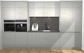 welche küchenfronten farbe bei einer nolte küche