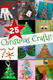 Tis The Season For Some Easy Christmas Crafts Kids Including Trees