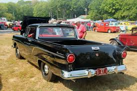 100 Ranchero Truck The 1957 Ford Started A Trend